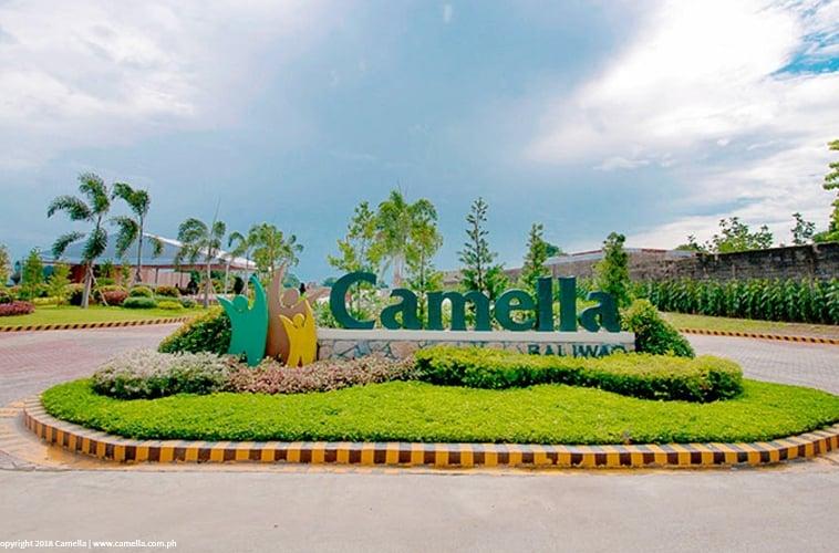 Camella Bantay marker