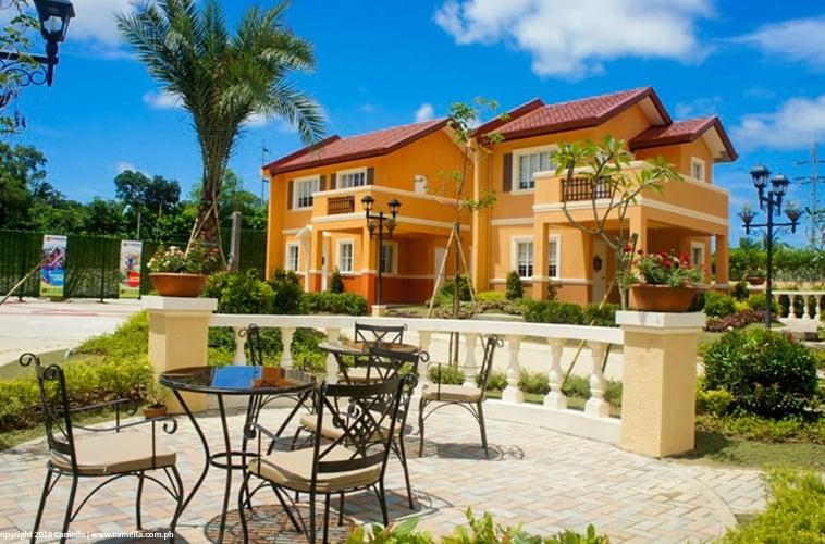 Camella Bantay house and lot units