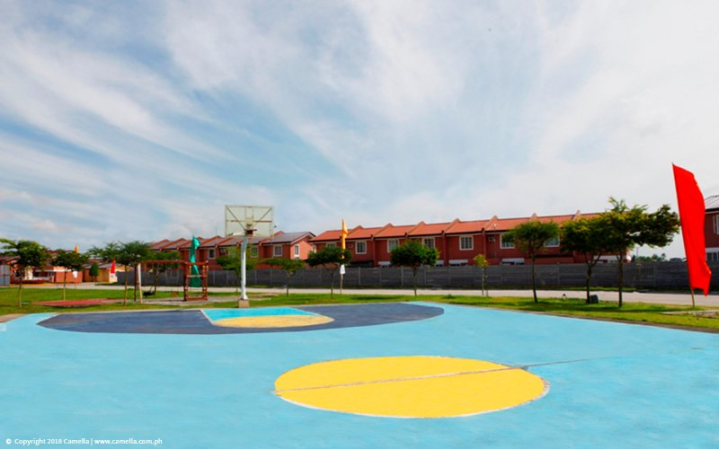 Camella Bulakan basketball court