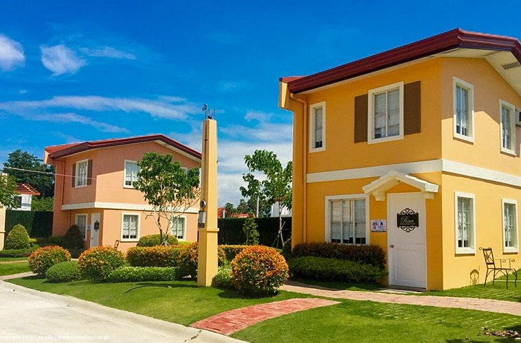 Camella Laoag house and lot