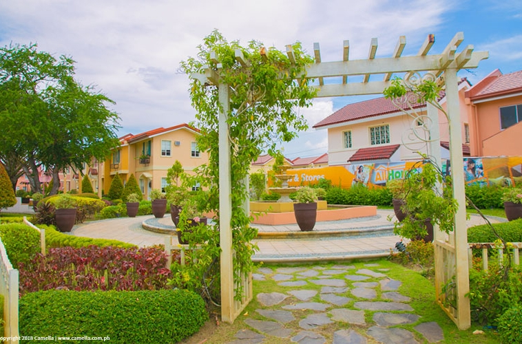 Camella Butuan garden