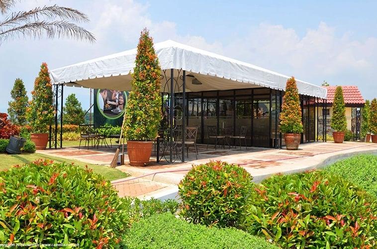Camella Balanga sales office