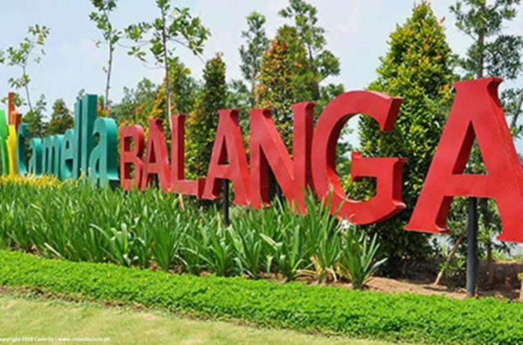 Camella Balanga marker