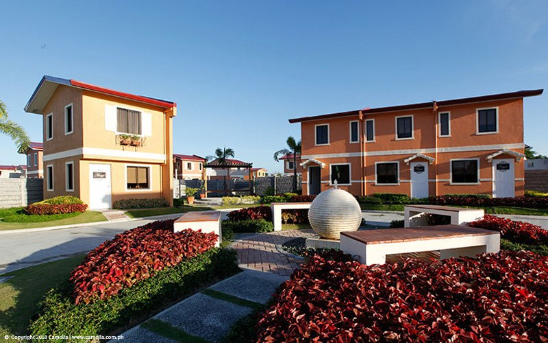 Camella Altea house and lot unit and townhouse