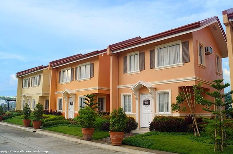 Camella Batangas City house and lot units