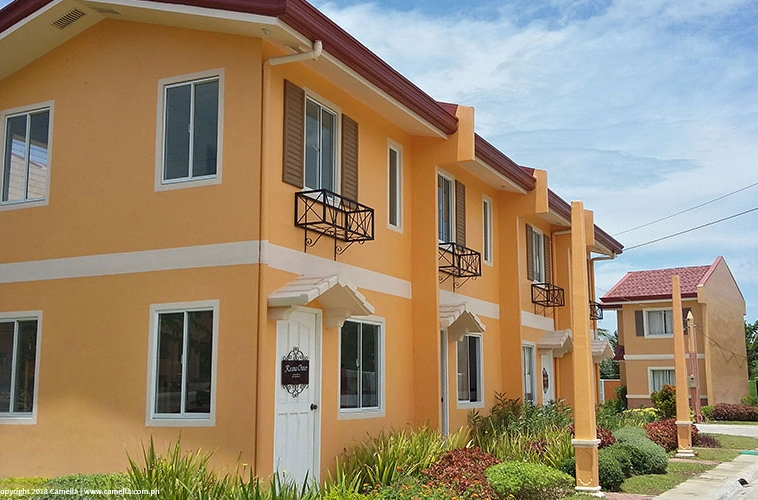Camella Bohol townhouse