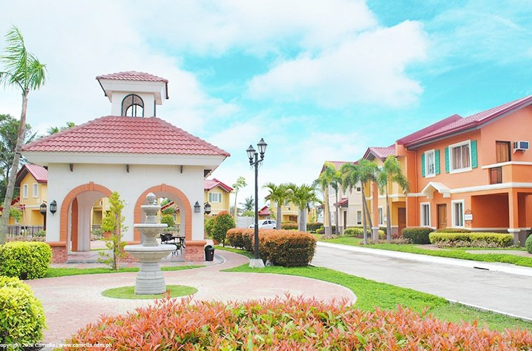 Camella Isabela beautiful community and house and lot with balcony