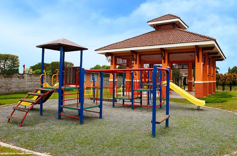 Groves at Camella Provence playground