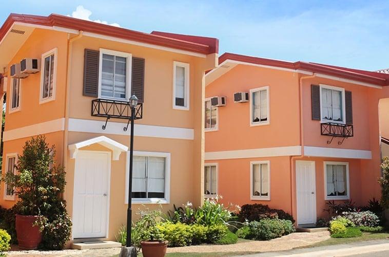 Camella Puerto Princesa house and lot units