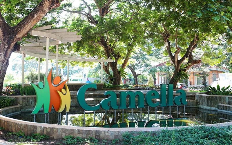 Camella Puerto Princesa marker
