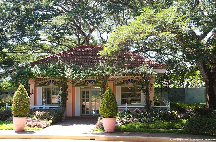 Camella Puerto Princesa sales office
