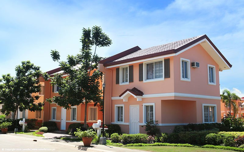 Camella Puerto Princesa house and lot units