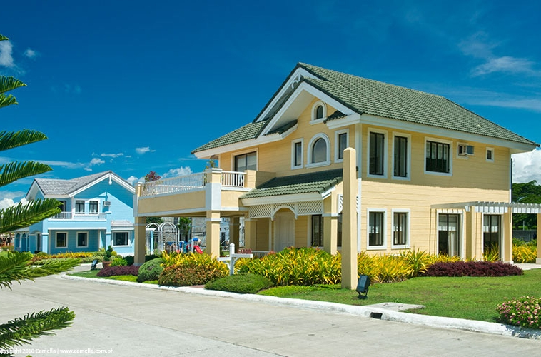 Beautiful house and lot in Camella Savannah Iloilo