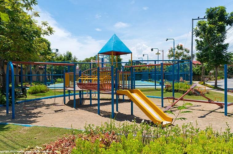 Camella Cerritos CDO playground