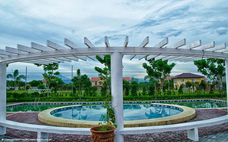 Camella Cerritos GenSan swimming pool
