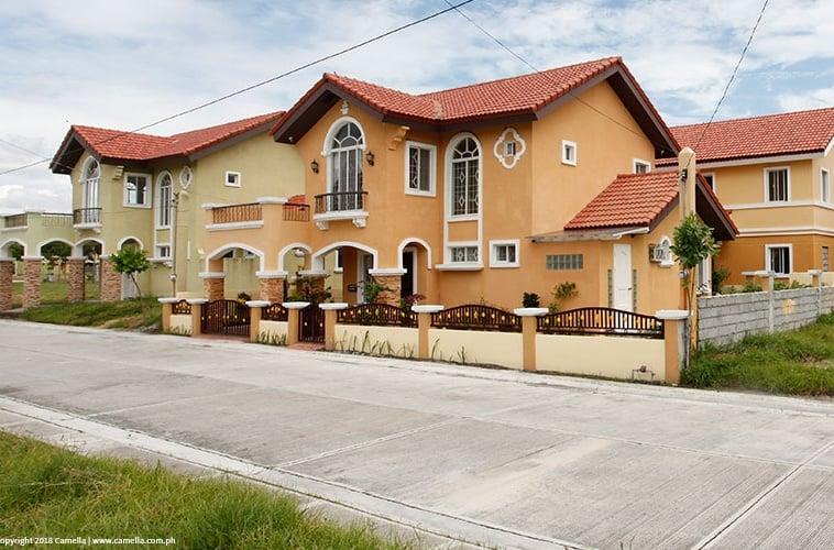 Camella Cerritos GenSan big house and lot units