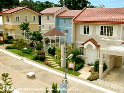 Camella Crestwood Heights house and lot community
