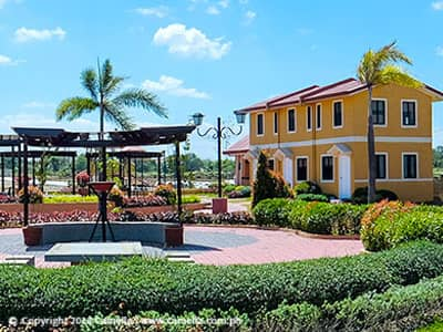 Camella Dasma at The Islands garden and house and lot units