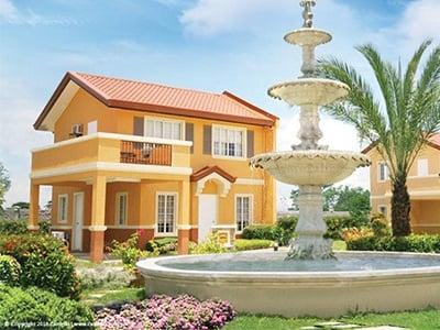 Camella Isabela house and lot unit