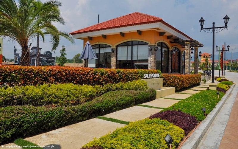 Camella Balanga Heights sales office