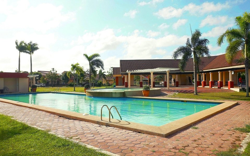 Camella Savannah Clubhouse and Swimming Pool in Iloilo City
