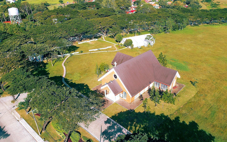 Camella Savannah St. Pio Church in Iloilo City
