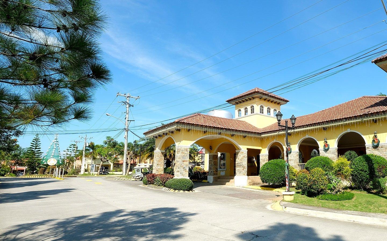 Camella Bataan clubhouse