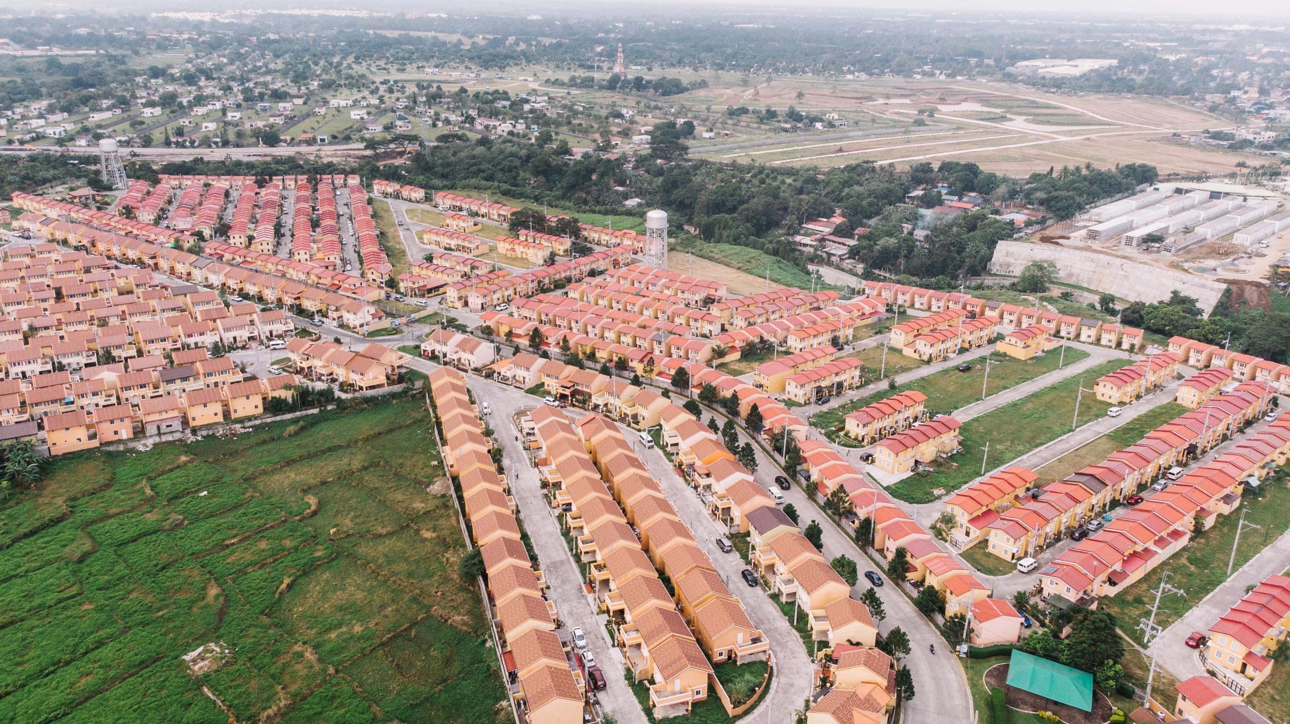 Camella Alfonso community