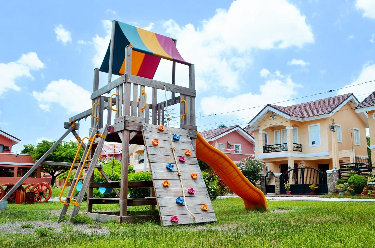 Camella Provence playground
