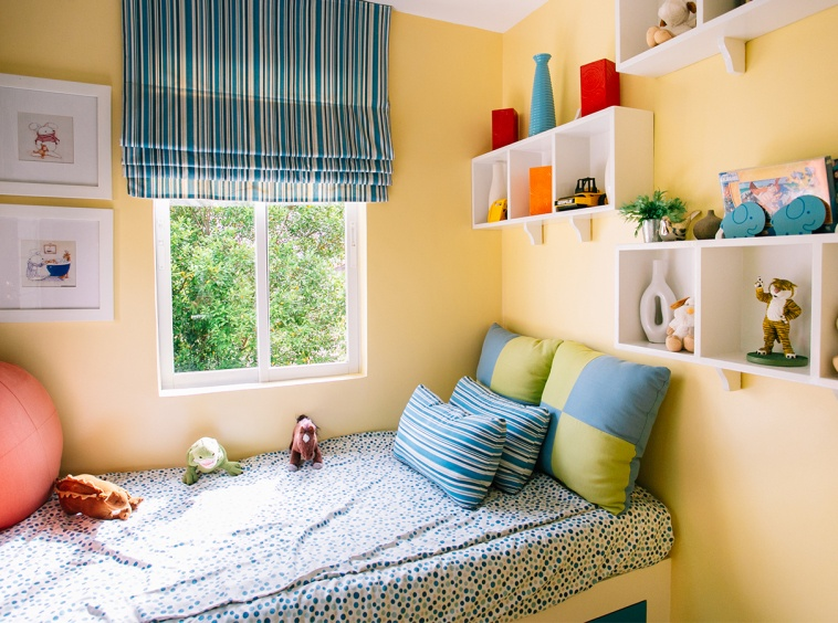 Bella kid's bedroom interior design