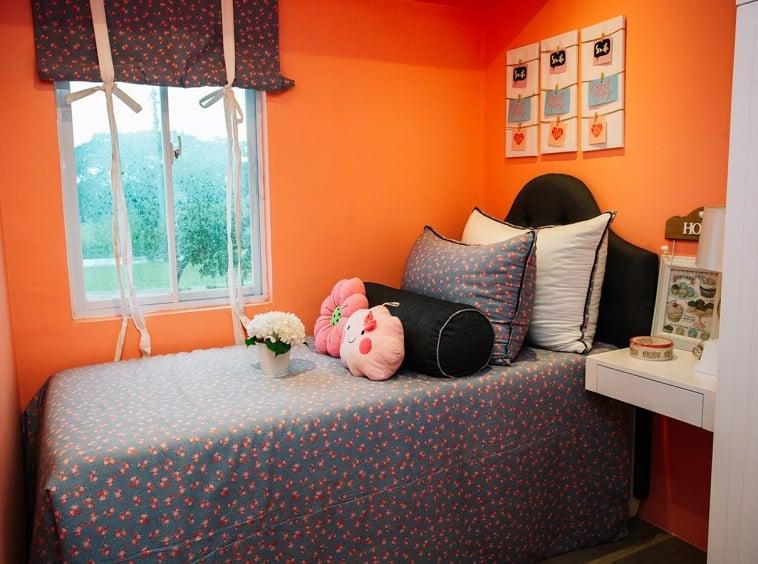 Cara home bedroom interior