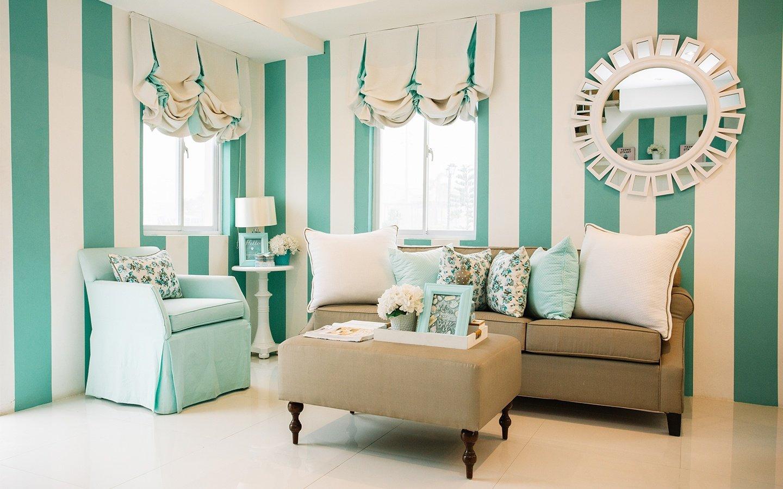 Cara living room interior design