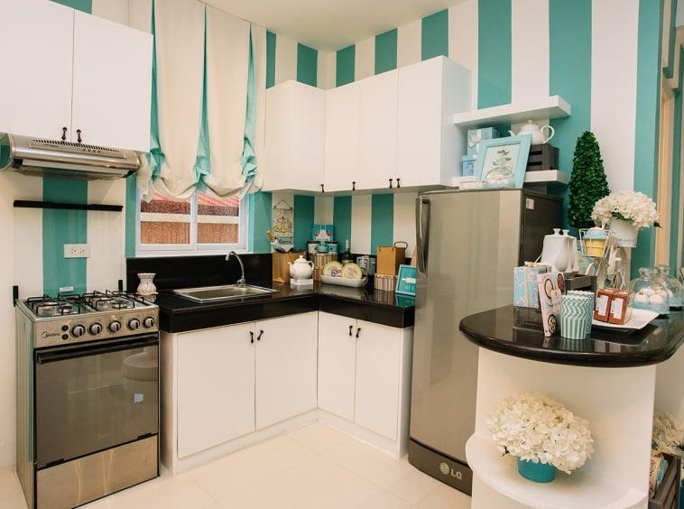 Cara home kitchen interior design