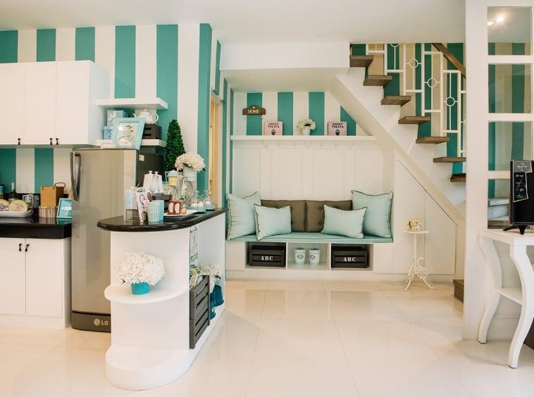 Cara home bright interior design