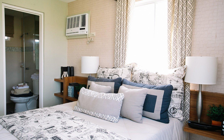 Dana home bedroom interior