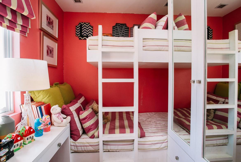 Dana home kids' bedroom