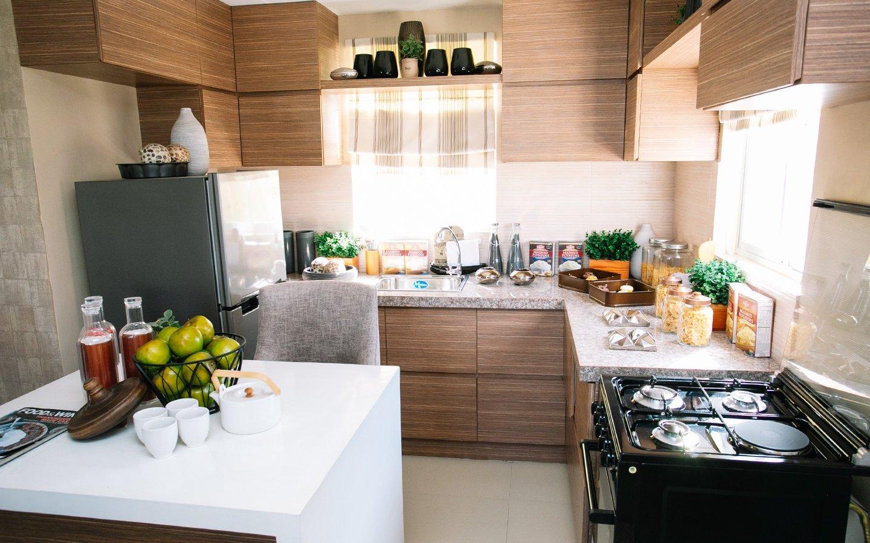 Dana home kitchen area
