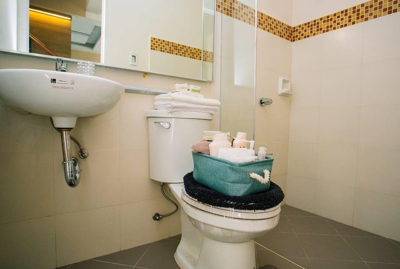 Dana home toilet and bath