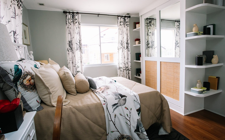 Dani home bedroom interior