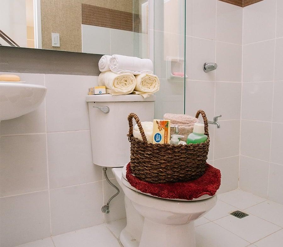 Dani home toilet and bath