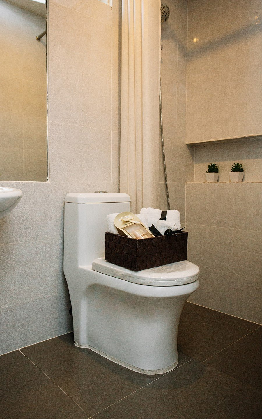 Ella home toilet and bath