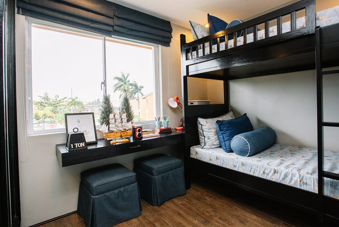 Ella home bedroom interior