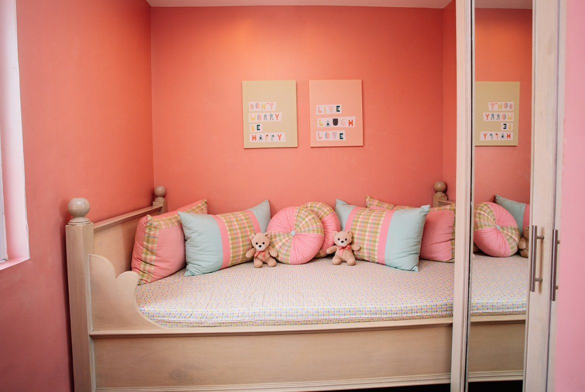 Ella home kid's bedroom interior