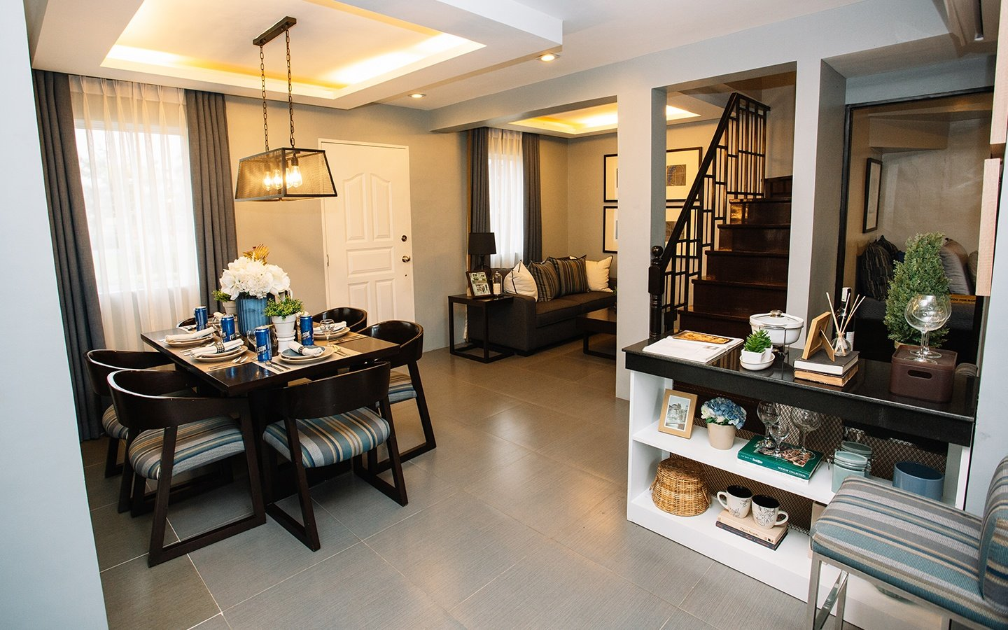 Ella home ground floor interior