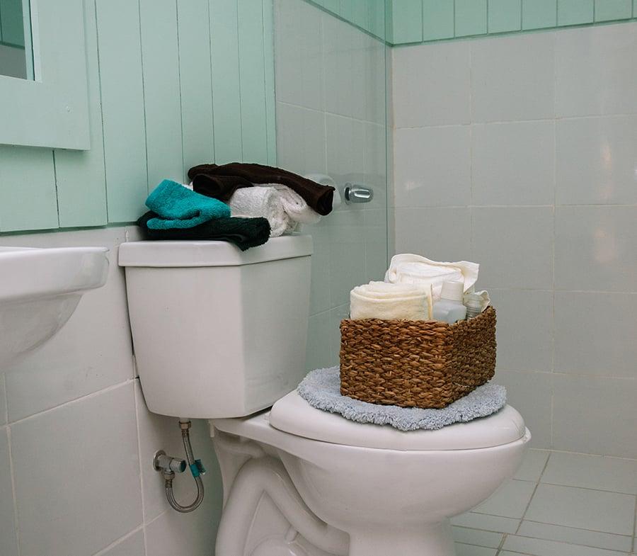Freya home toilet and bath