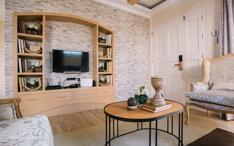 Greta Camella SmartHome living room