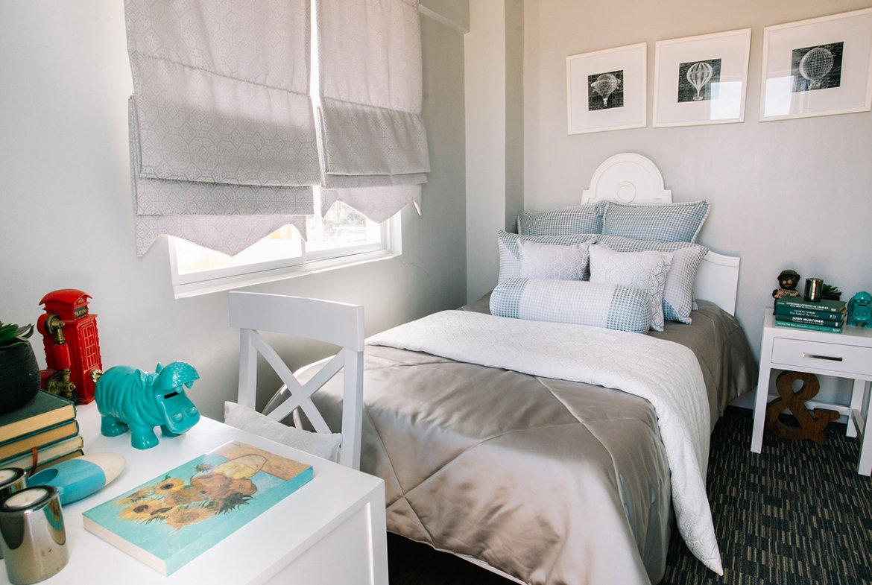 Greta house bedroom