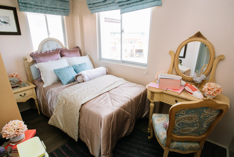 Greta house bedroom interior