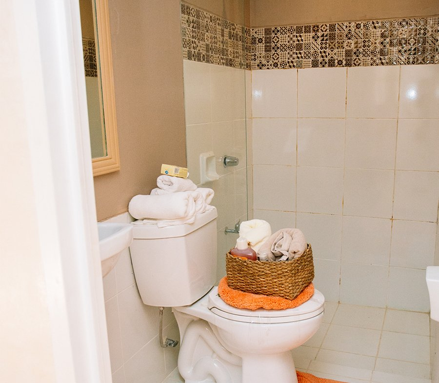 Greta toilet and bath