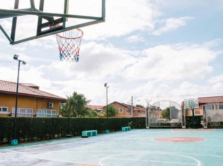 Camella Baia basketball court